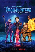 Trailer Trollhunters
