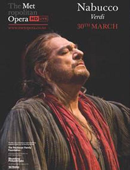 Trailer The Metropolitan Opera di New York: Nabucco