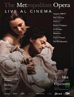 Locandina The Metropolitan Opera di New York: La Traviata