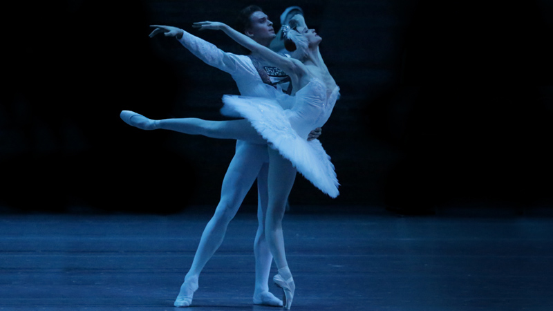Il Balletto del Bolshoi: Il Lago dei Cigni