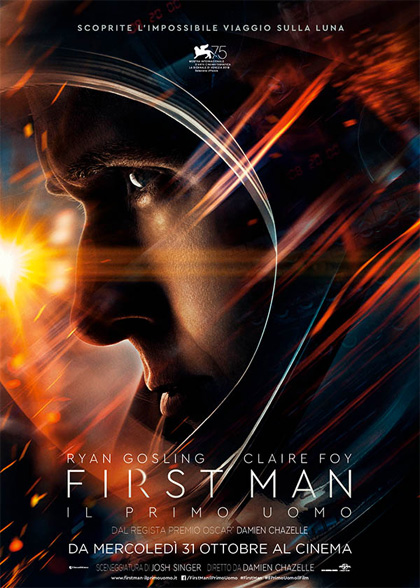 Trailer First Man - Il Primo Uomo