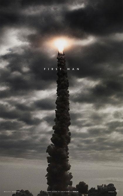 Poster First Man - Il Primo Uomo