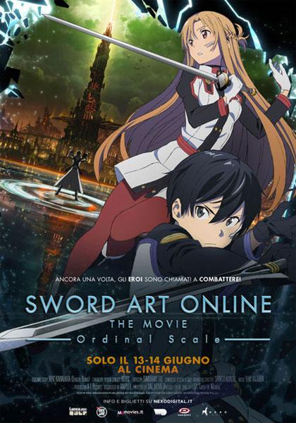 Trailer Sword Art Online: Ordinal Scale - The Movie