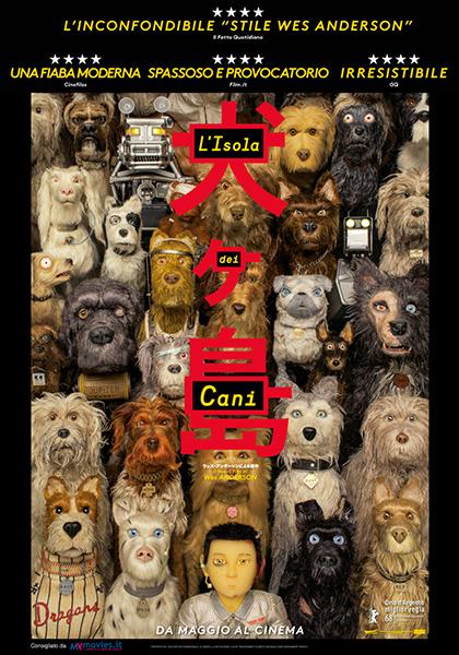 Trailer L'Isola dei Cani