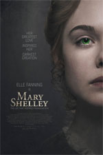 Poster Mary Shelley - Un amore immortale  n. 1
