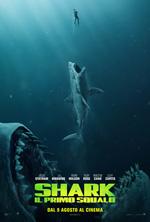 Poster Shark - Il primo squalo  n. 2