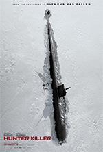 Poster Hunter Killer - Caccia negli abissi  n. 1