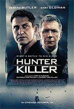 Poster Hunter Killer - Caccia negli abissi  n. 2