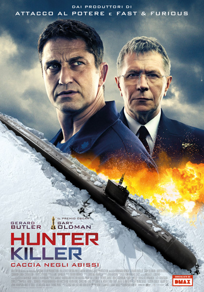 Trailer Hunter Killer - Caccia negli abissi