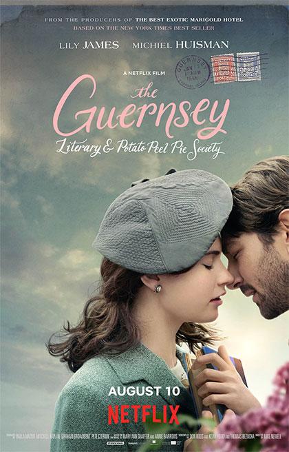 Trailer Il club del libro e della torta di bucce di patata di Guernsey