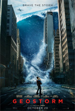 Poster Geostorm  n. 1