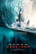 Poster Geostorm  n. 2
