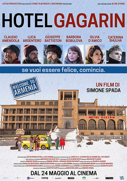 Trailer Hotel Gagarin