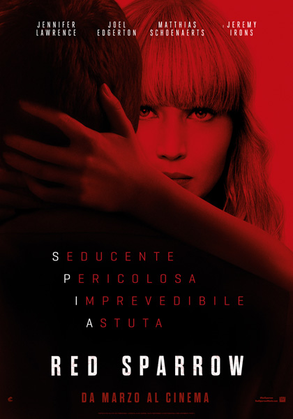 Trailer Red Sparrow