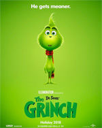 Poster Il Grinch  n. 1