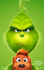 Poster Il Grinch  n. 3
