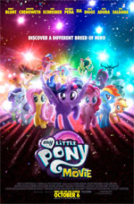 Poster My Little Pony: Il Film  n. 0