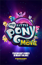 Poster My Little Pony: Il Film  n. 1
