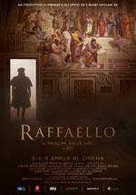 Poster Raffaello - Il Principe delle arti in 3D  n. 0
