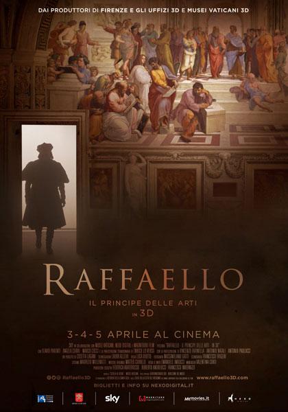 Trailer Raffaello - Il Principe delle arti in 3D