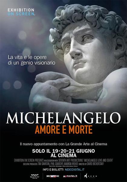 Trailer Michelangelo - Amore e Morte