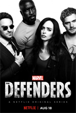 Trailer The Defenders