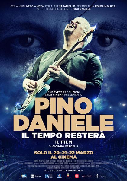 Trailer Pino Daniele - Il tempo resterà