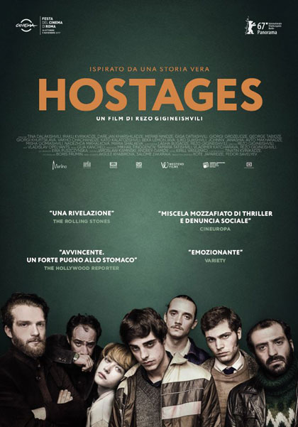 Trailer Hostages
