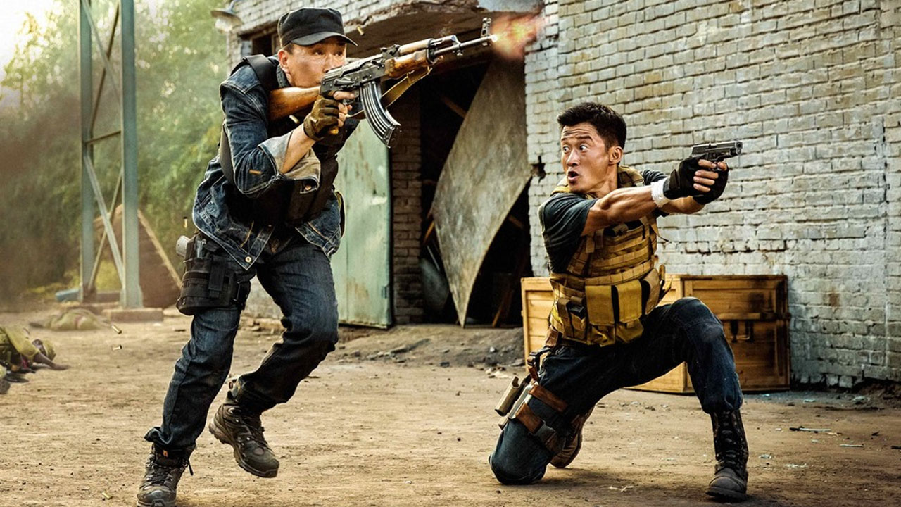 Warrior East 2019 Netflix