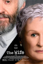 Poster The Wife - Vivere nell'ombra  n. 1