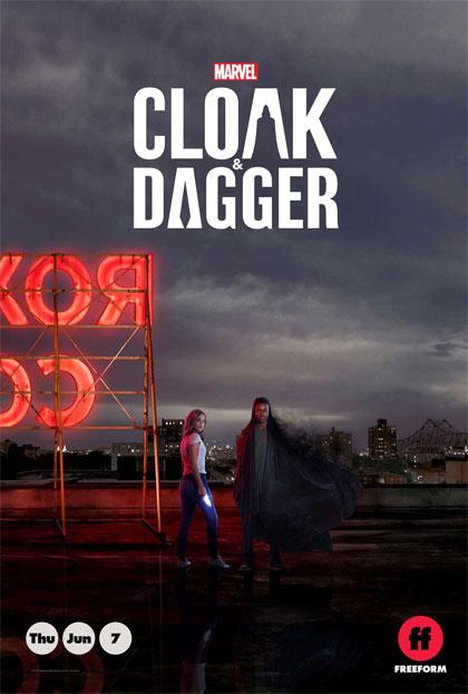 Trailer Cloak & Dagger