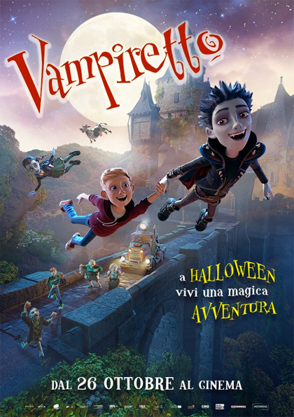 Trailer Vampiretto