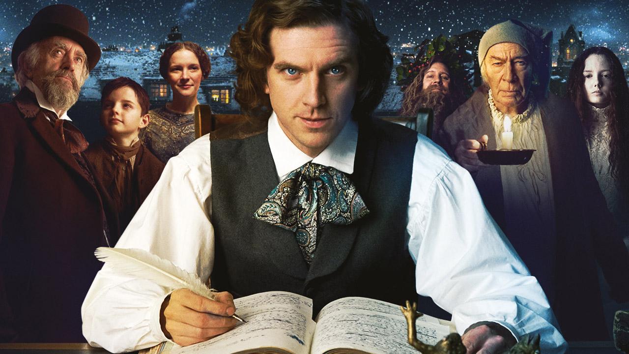 Dickens Luomo Che Inventò Il Natale 2017 Mymoviesit