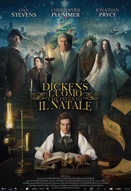 film natale 2018 italiani Dickens   L'uomo che inventò il Natale (2017)   MYmovies.it film natale 2018 italiani