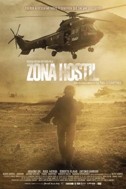 Trailer Zona Hostil