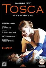 Locandina Tosca - Puccini