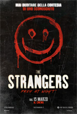 Poster The Strangers - Prey At Night  n. 2