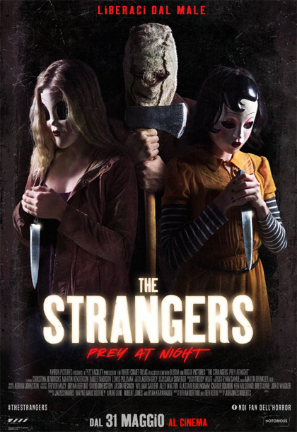Trailer The Strangers - Prey At Night