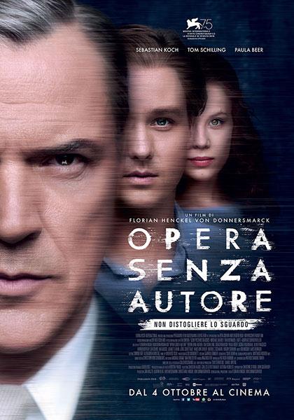 Trailer Opera senza autore