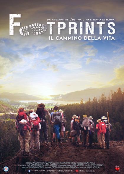 Trailer Footprints - Il Cammino della Vita