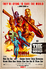 Poster The Suicide Squad - Missione Suicida  n. 1