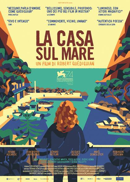 Locandina italiana La casa sul mare
