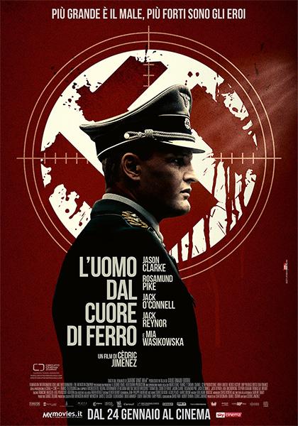 Locandina italiana L'uomo dal cuore di ferro