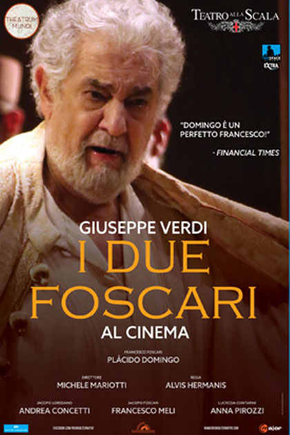 Trailer Teatro alla Scala di Milano : I Due Foscari