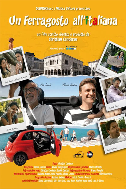 Trailer Un ferragosto all'italiana