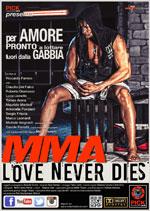 Poster MMA Love Never Dies  n. 0