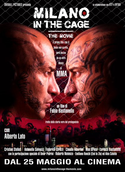 Trailer Milano in the Cage - The Movie