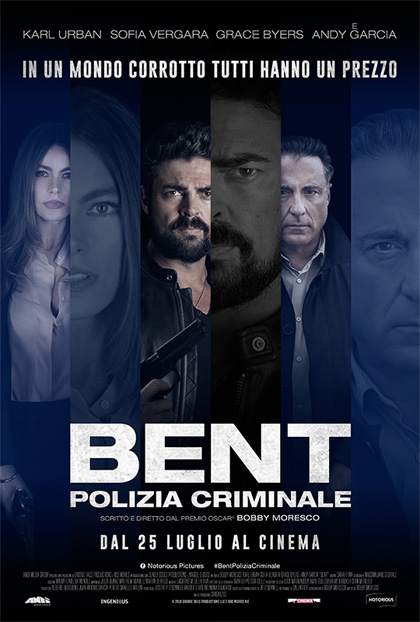 Trailer Bent - Polizia Criminale