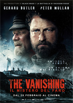 Poster The Vanishing - Il Mistero del Faro  n. 0