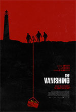 Poster The Vanishing - Il Mistero del Faro  n. 1